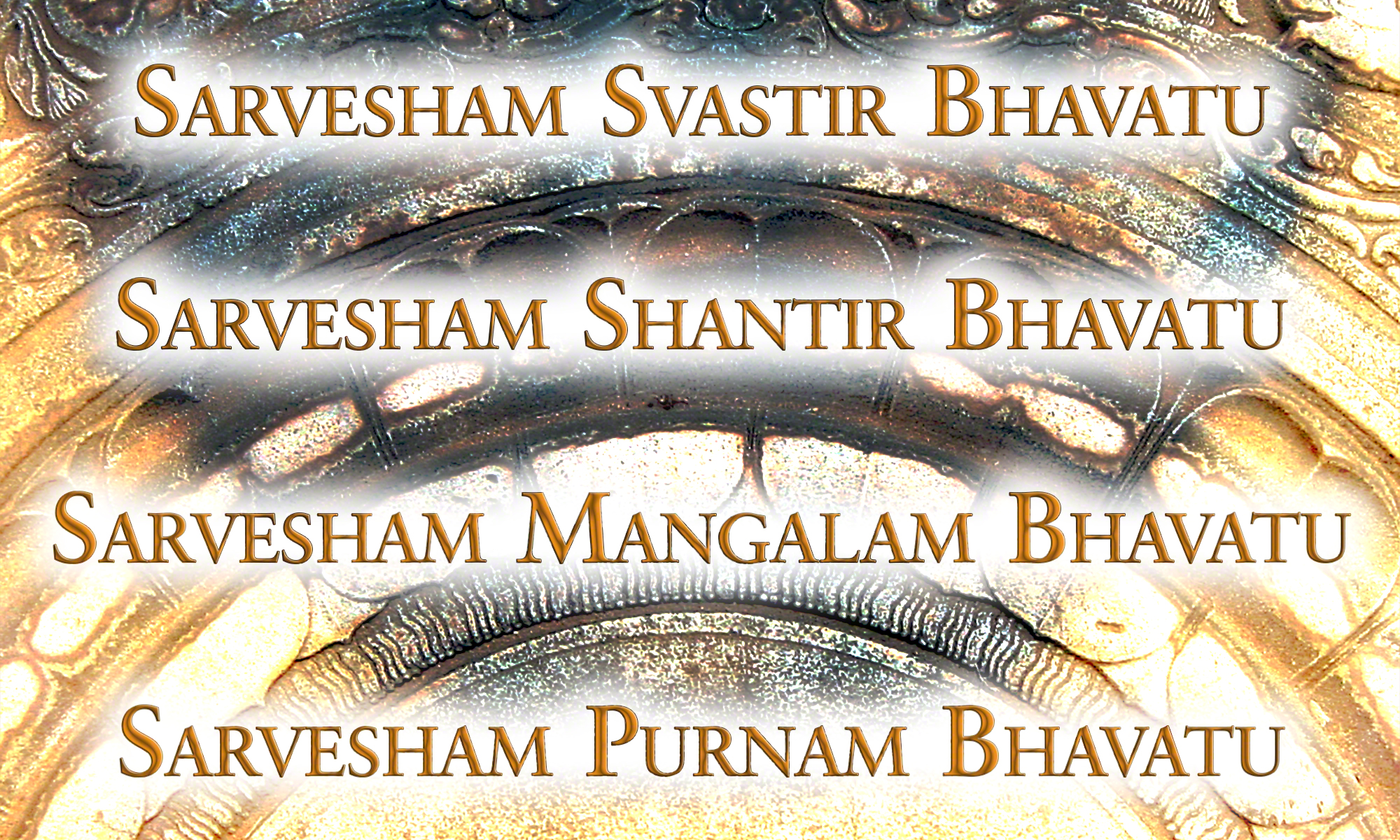 Om Shanti Mantra For Peace Lyrics & Meaning Sarvesham