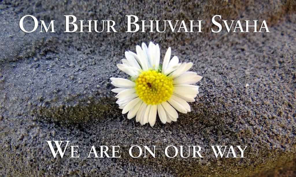 Om Bhur - We Are on Our Way (Gayatri Mantra) by Canda & Guru Atman