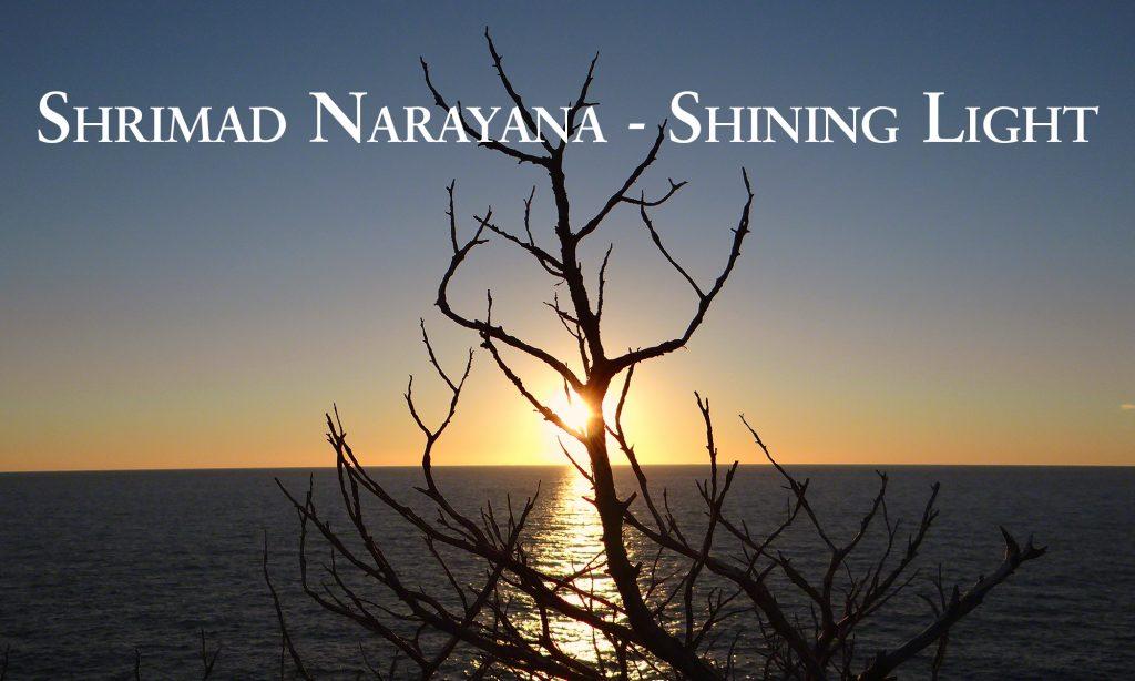 Shrimad Narayana - Shining Light (Vishnu Mantra) by Canda & Guru Atman